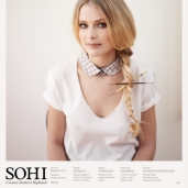 2012 June - SoHi Magazine. Click here for the full article: https://harrietgoodall.files.wordpress.com/2010/08/harrietgoodallhandmade.jpg