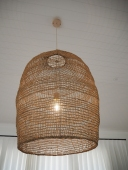 Undyed Seagrass -installed and on