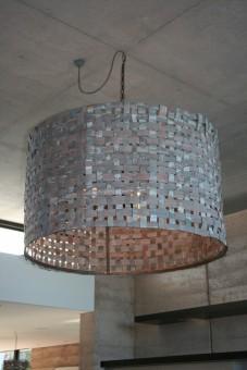 Woven Iron drum engineered frame 1200 x 800