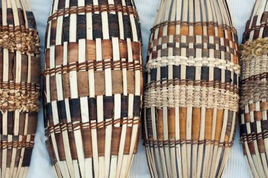 tim johnson - boat baskets